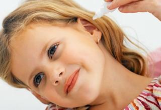 peroxide in ear